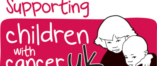 Children with Cancer UK web logo