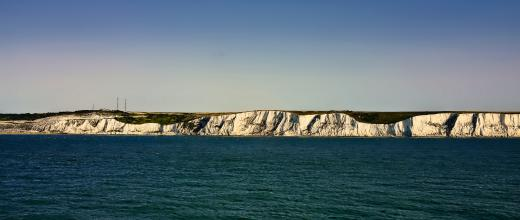 White Cliffs of England