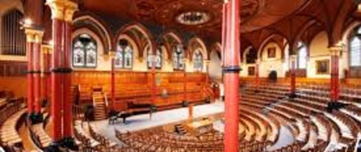 Harrow School Speech Room