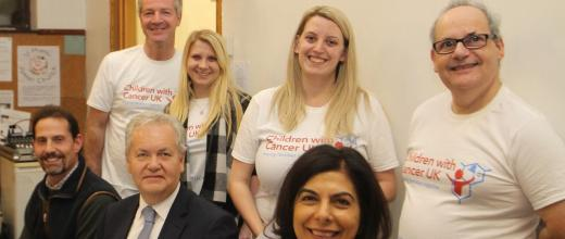 Woodward Estate Agents and Surveyors Charity Team