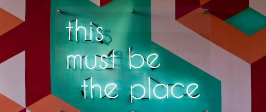 This must be the place photo
